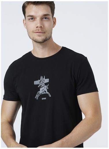 Fabrika Sports Tişört Siyah